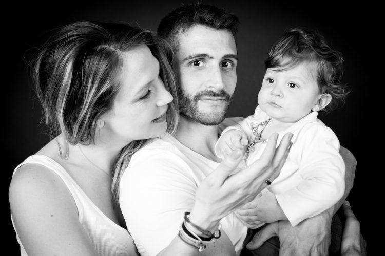 Gabriel, Marion & Guillaume